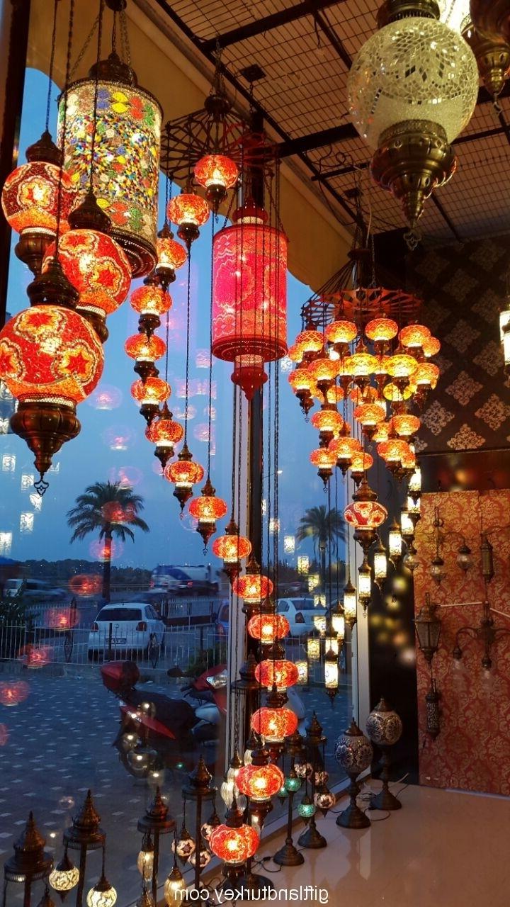 Wholesale Mosaic Lamp (View 8 of 20)