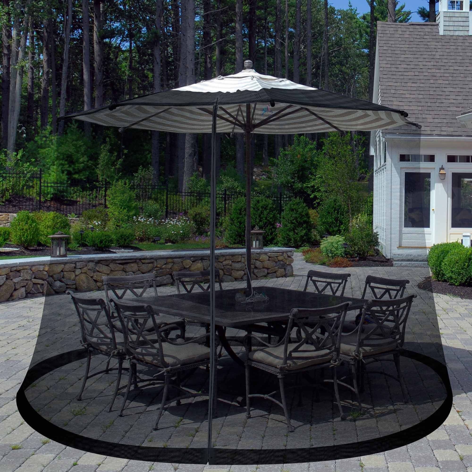 Widely Used Furniture: Costco Cantilever Umbrella For Most Dramatic Shade Throughout Costco Patio Umbrellas (View 13 of 20)