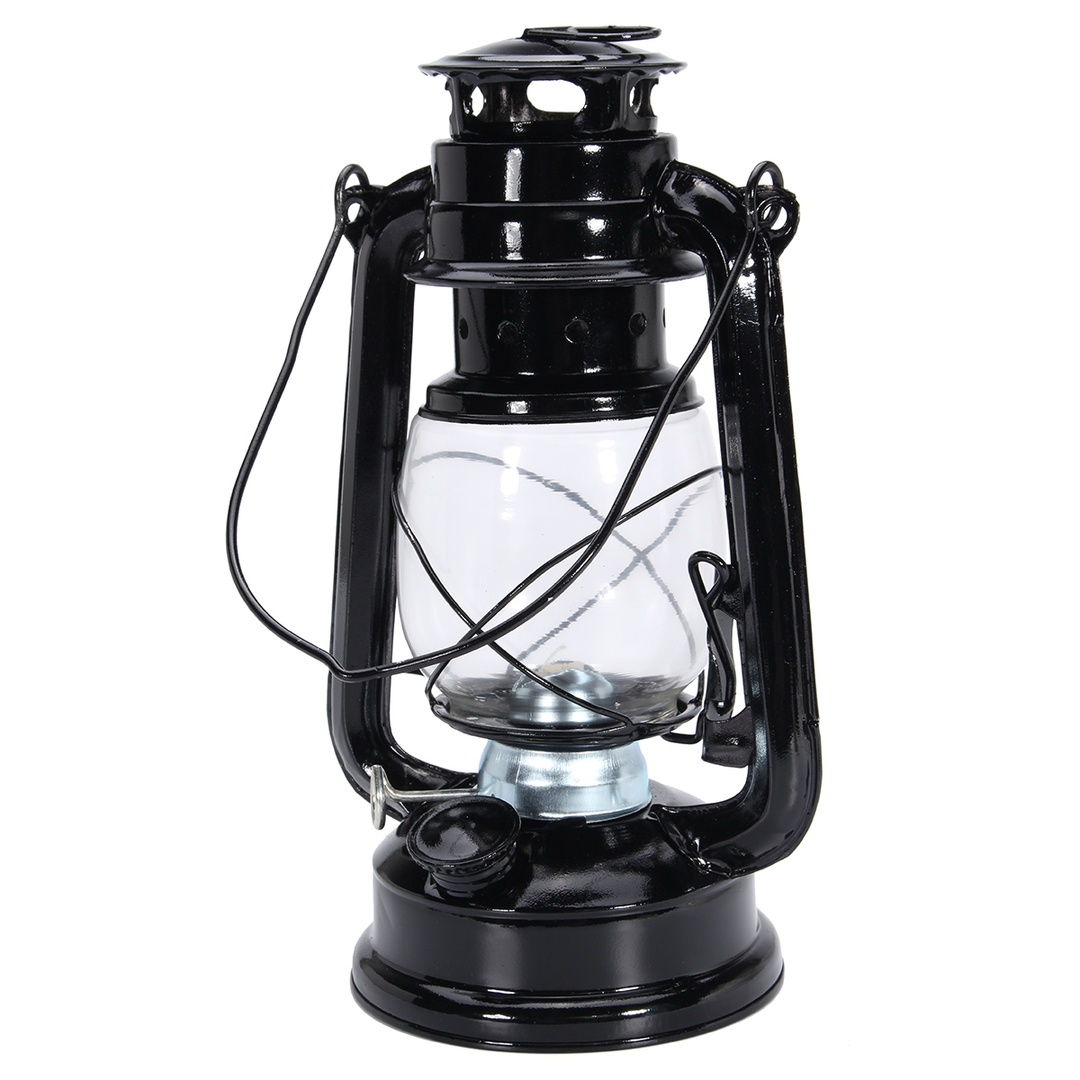 Widely Used Ipree® Retro Oil Lantern Outdoor Garden Camp Kerosene Paraffin For Outdoor Oil Lanterns For Patio (View 19 of 20)