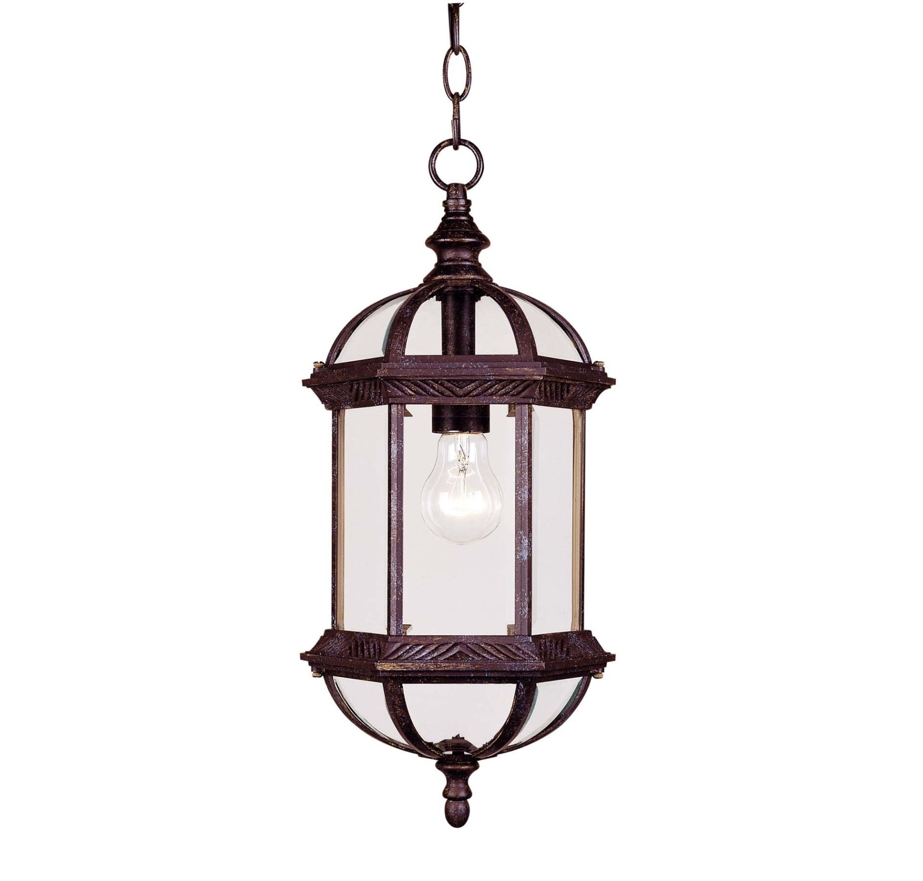 Widely Used Outdoor Pole Lanterns Pertaining To Outdoor Light : Glamorous Rustic Outdoor Pole Lighting , Rustic (View 3 of 20)