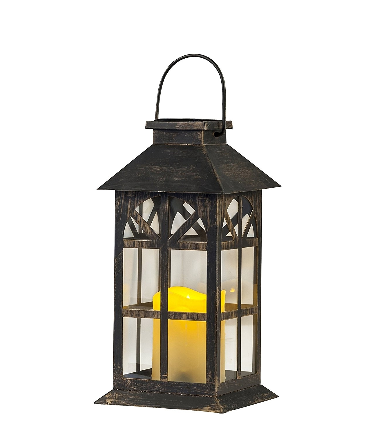 Widely Used Outdoor Solar Lanterns Intended For Best Outdoor Solar Lanterns (View 10 of 20)