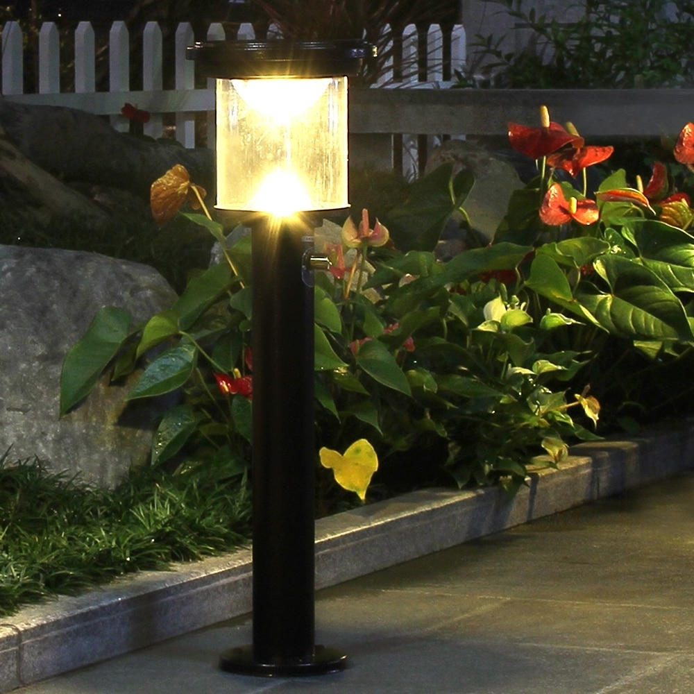 Widely Used Outdoor Solar Power Yard Lawn Lights 12V Led Dimmable Garden Lamp In Outdoor Lawn Lanterns (View 20 of 20)