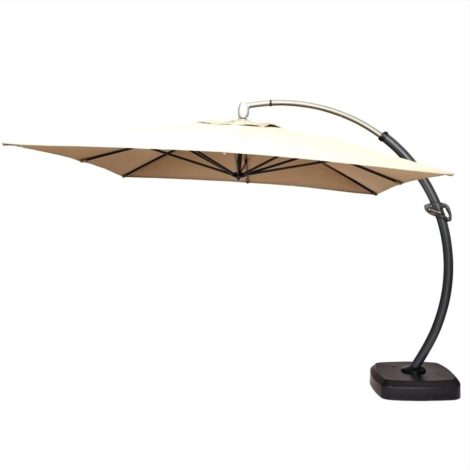 Widely Used Patio Umbrellas At Lowes Regarding Lowes Patio Umbrella Table Covers Canada – Restorethelakes (View 20 of 20)