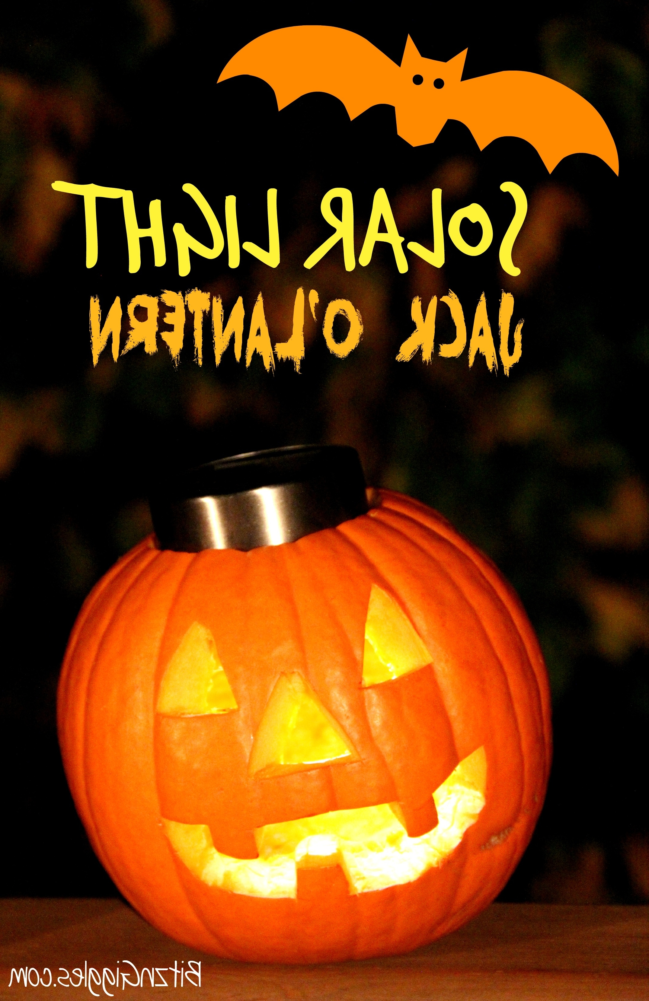 Widely Used Solar Light Jack O'lantern With Outdoor Pumpkin Lanterns (View 4 of 20)