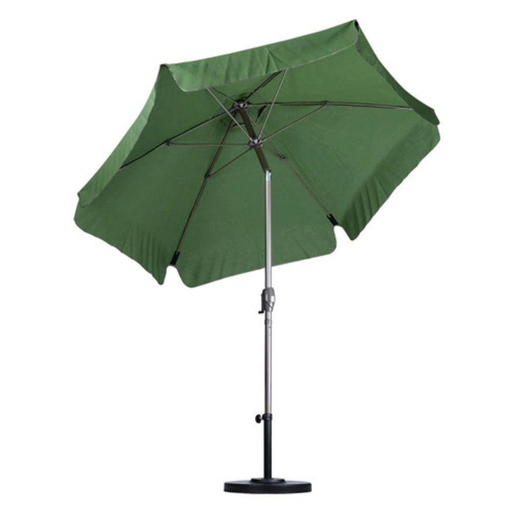 Wind Resistant Patio Umbrellas For Most Recent California Umbrella Quick Ship 7.5ft (View 18 of 20)