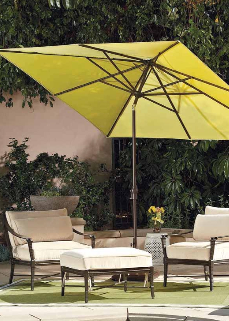 Yellow Sunbrella Patio Umbrellas For Best And Newest Patio Umbrellas — Island Lifestyles (View 19 of 20)