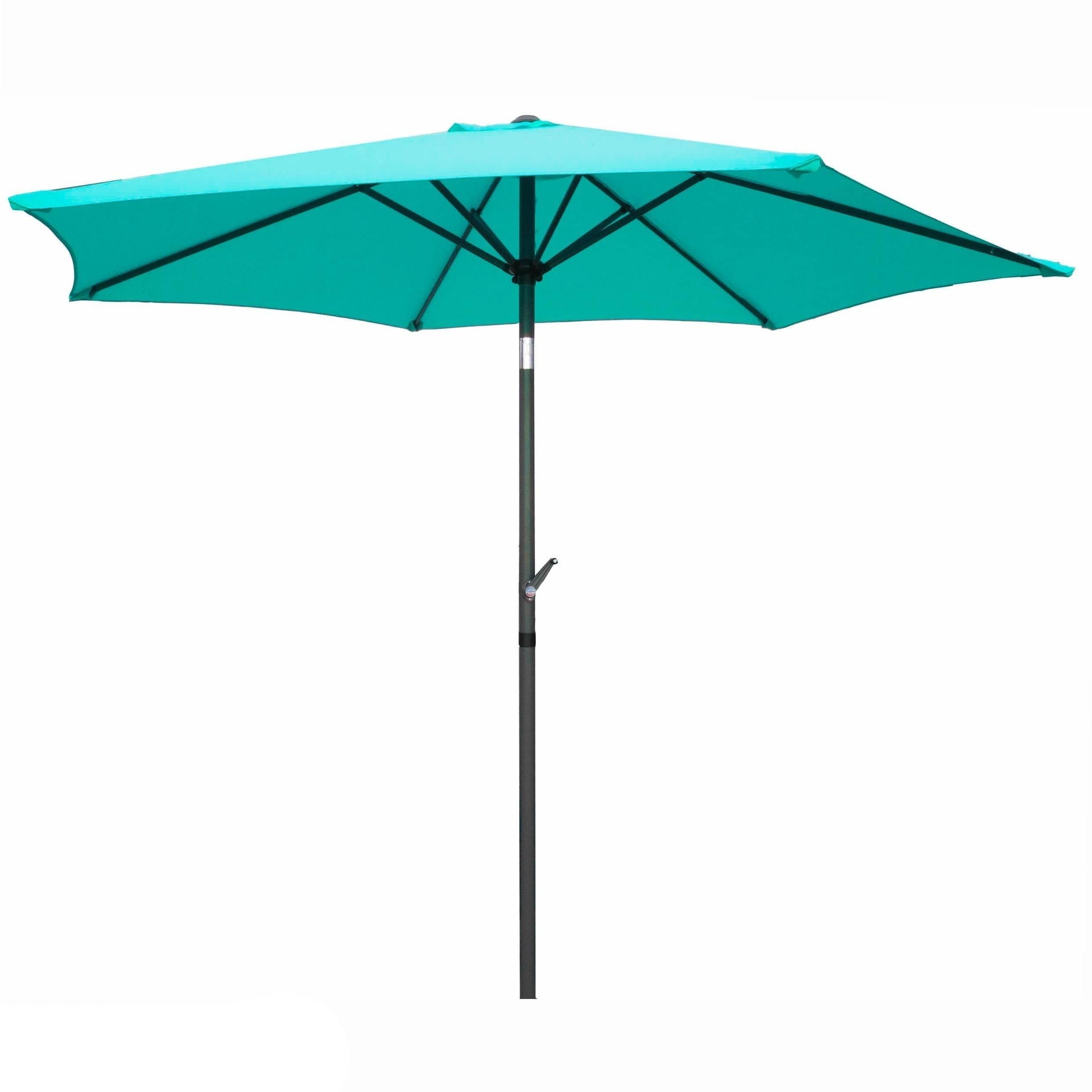 Yescom Patio Umbrellas In Most Current Patio Umbrella 8 Foot (Terra Cotta), Orange #yf 1104/ (View 14 of 20)