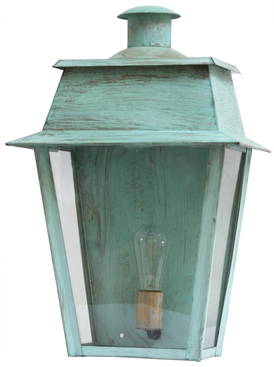 Zinc Outdoor Lanterns For Recent Large Brass Or Zinc Outdoor Lantern Bordeaux Tgm – Terra Lumi (View 14 of 20)