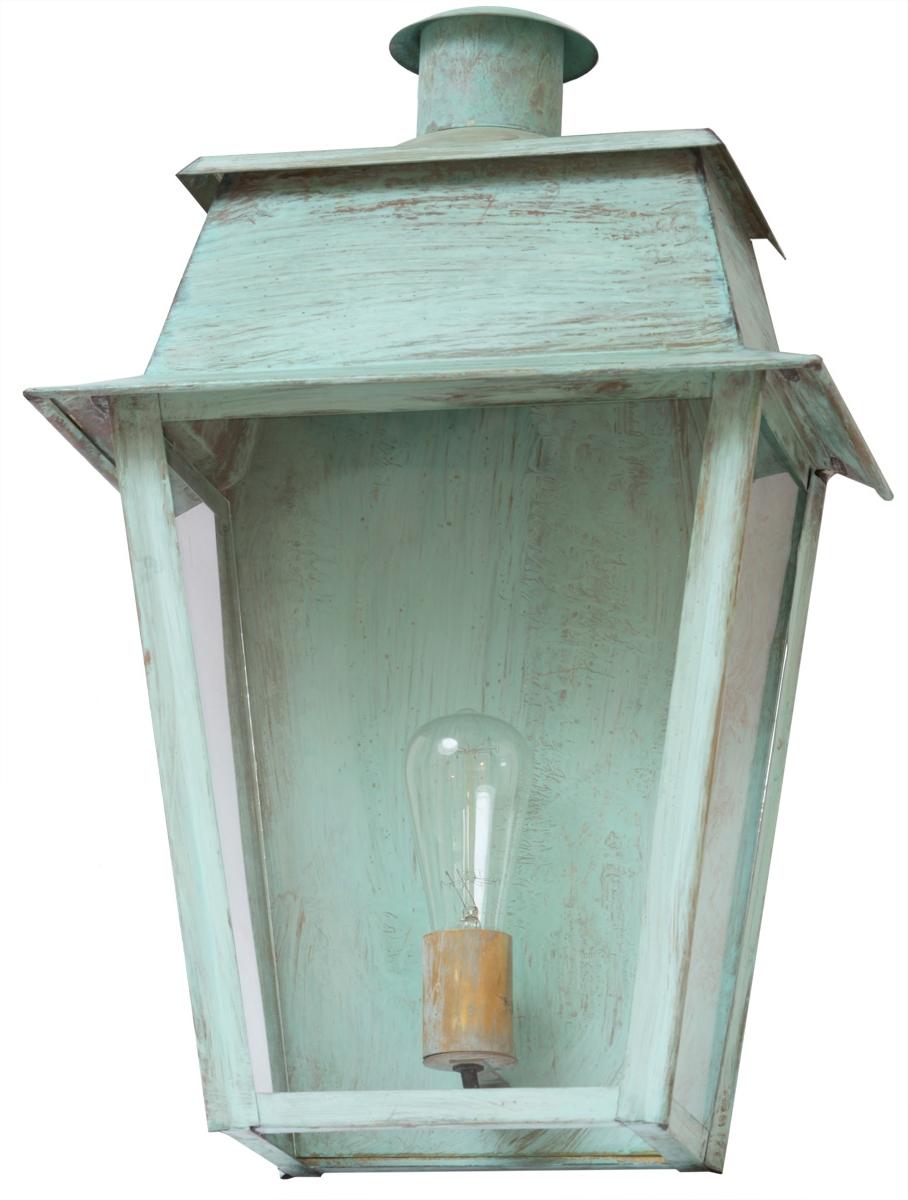 Zinc Outdoor Lanterns In Most Recent Large Brass Or Zinc Outdoor Lantern Bordeaux Tgm – Terra Lumi (View 16 of 20)