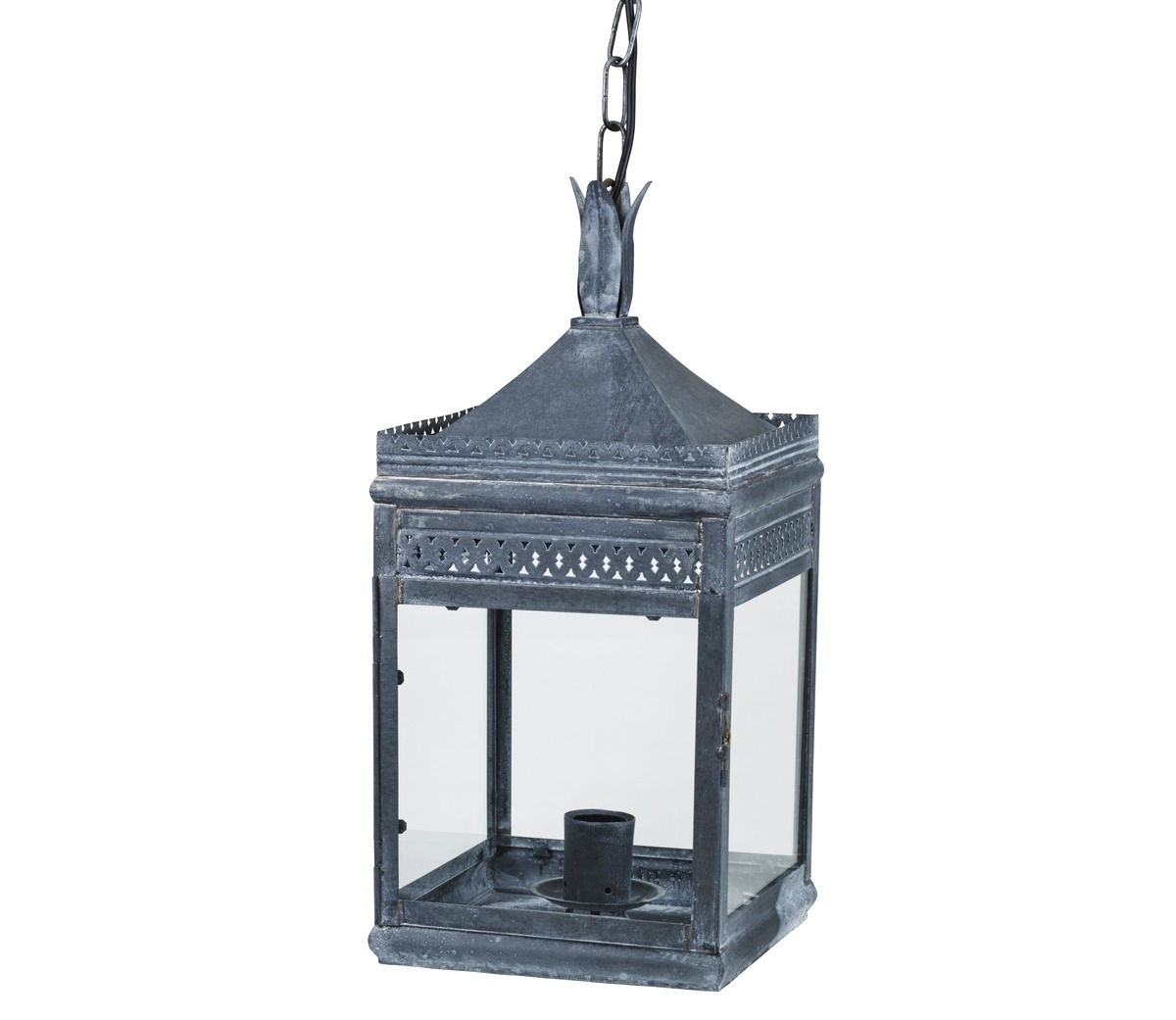Zinc Outdoor Lanterns Regarding Most Recently Released Lighting > Exterior > The Zinc Collection – The French House (View 20 of 20)