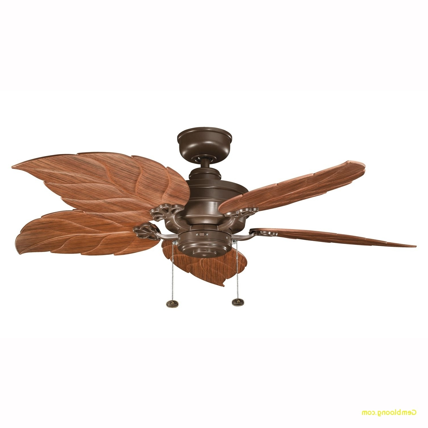 11 Luxury Bluetooth Ceiling Fan (View 20 of 20)