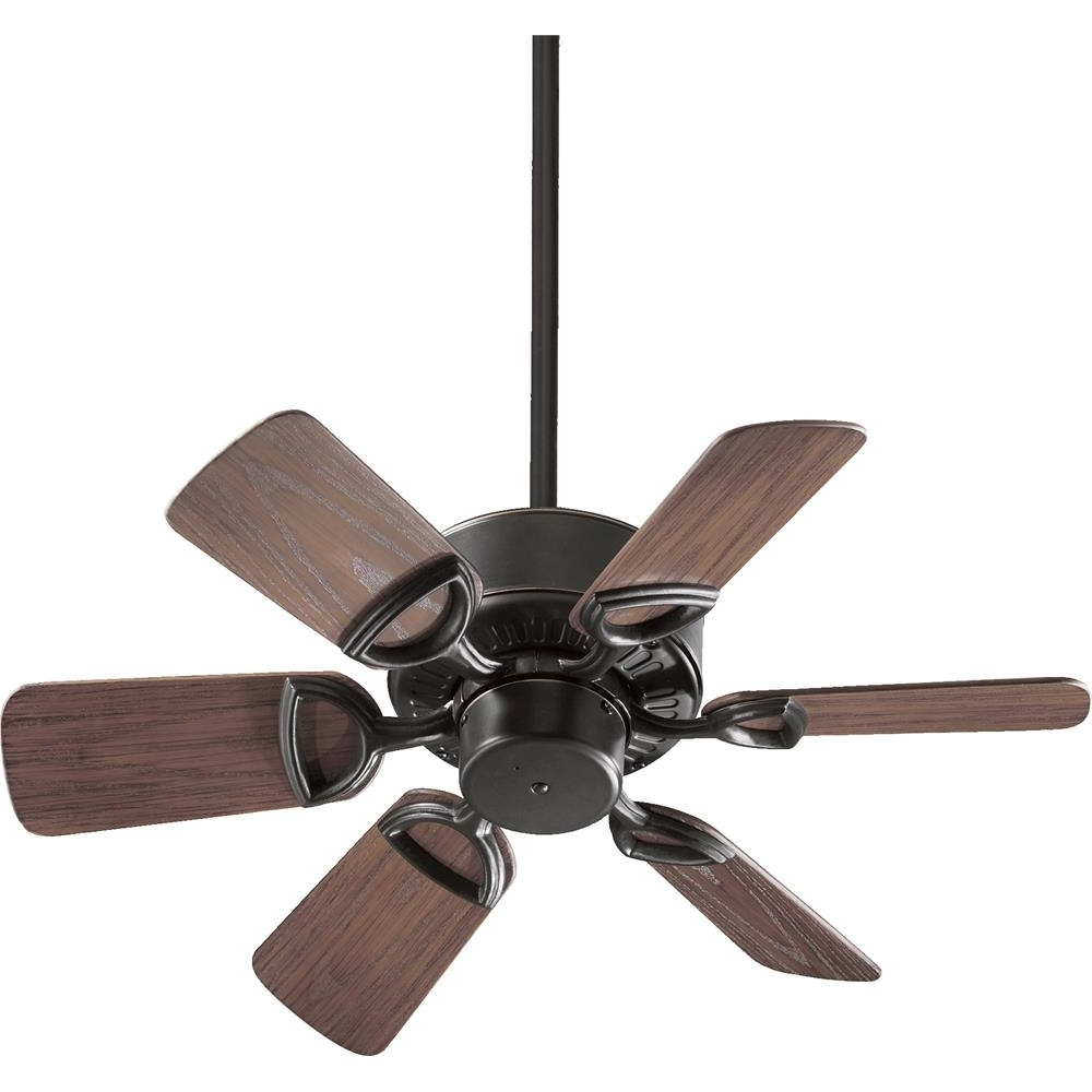 143306 95 – Quorum International 143306 95 Estate Patio Traditional Intended For 2018 Traditional Outdoor Ceiling Fans (View 16 of 20)