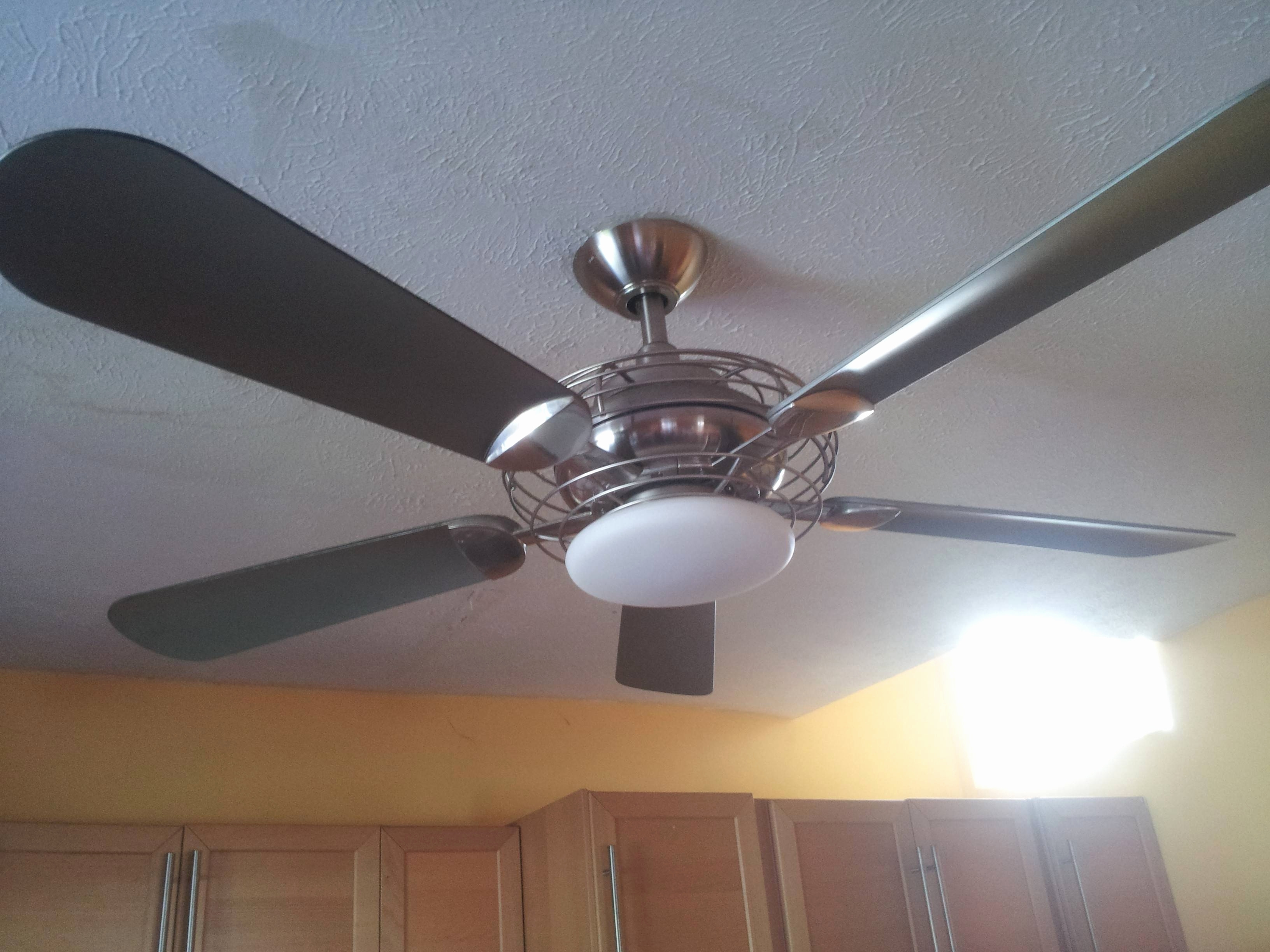 2018 36 Inch Outdoor Ceiling Fans With Light Flush Mount Throughout 36 Inch Flush Mount Ceiling Fans Lovely Archive Of May 2018 Blue (Gallery 20 of 20)