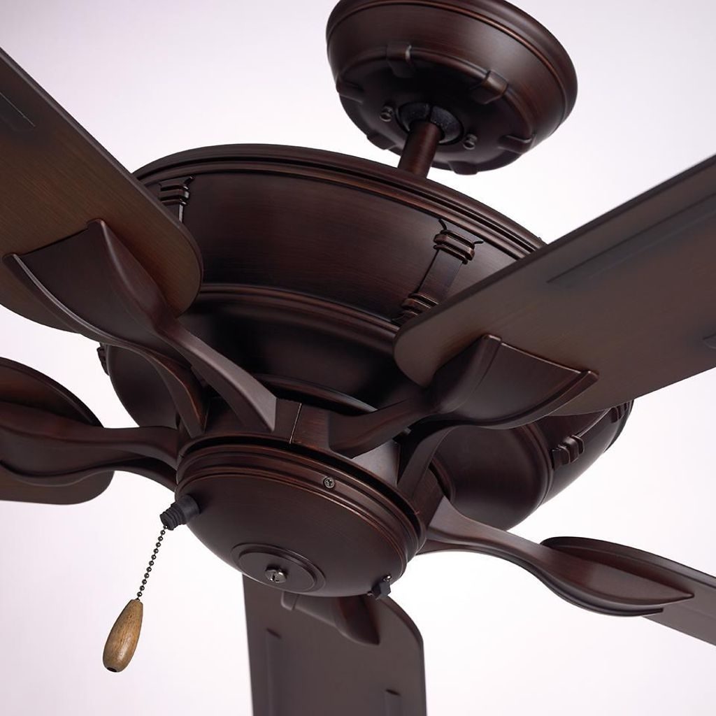 2018 54 Inch Venetian Bronze Indoor/outdoor Ceiling Fan (View 11 of 20)