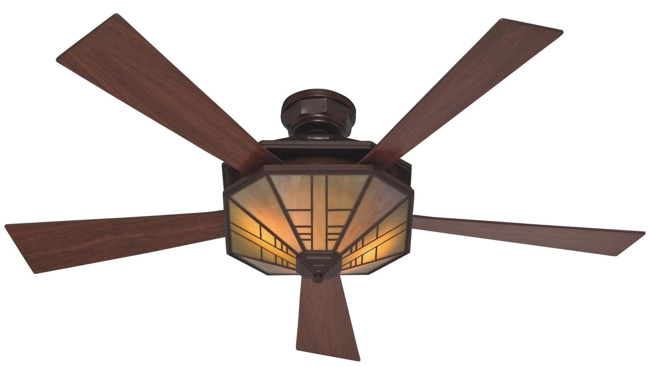 2018 Mission Style Ceiling Lights Fan With Light Fresh Kitchen Flush Throughout Mission Style Outdoor Ceiling Fans With Lights (Gallery 5 of 20)