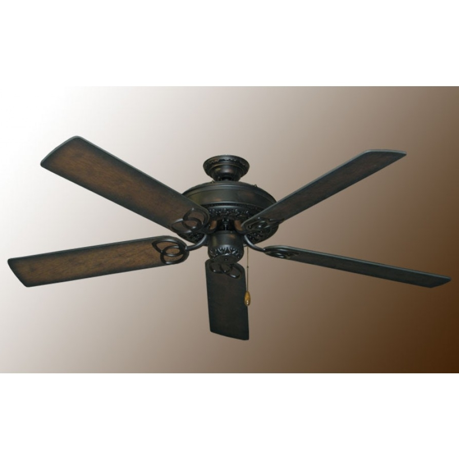 2018 Nautical Outdoor Ceiling Fans With Lights Pertaining To Renaissance Ceiling Fan, Victorian Ceiling Fan (View 2 of 20)