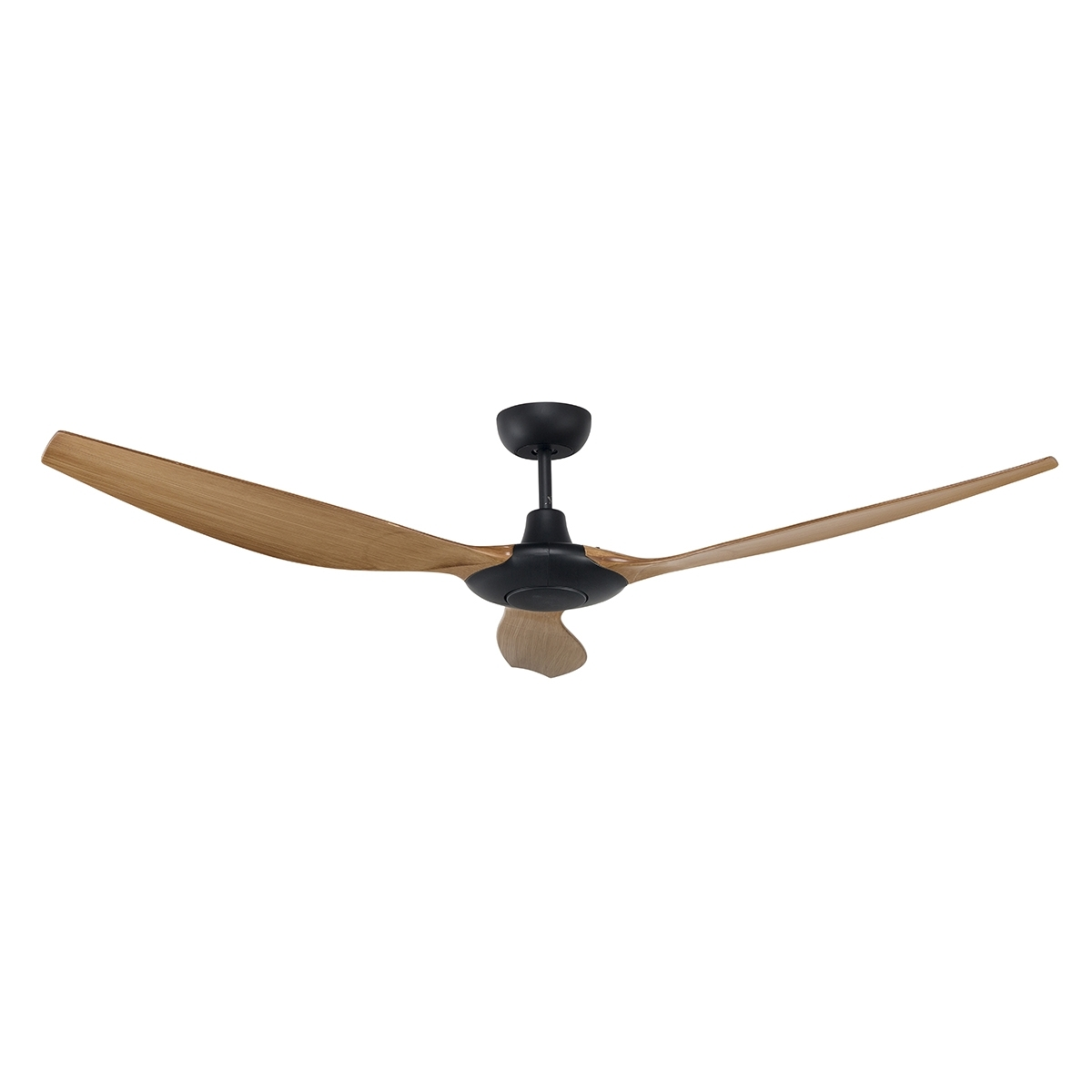 "2018 Outdoor Ceiling Fans With Dc Motors With Vector 52"" Ceiling Fan With Ezy Fit Blades – Brilliant Lighting (View 15 of 20)"
