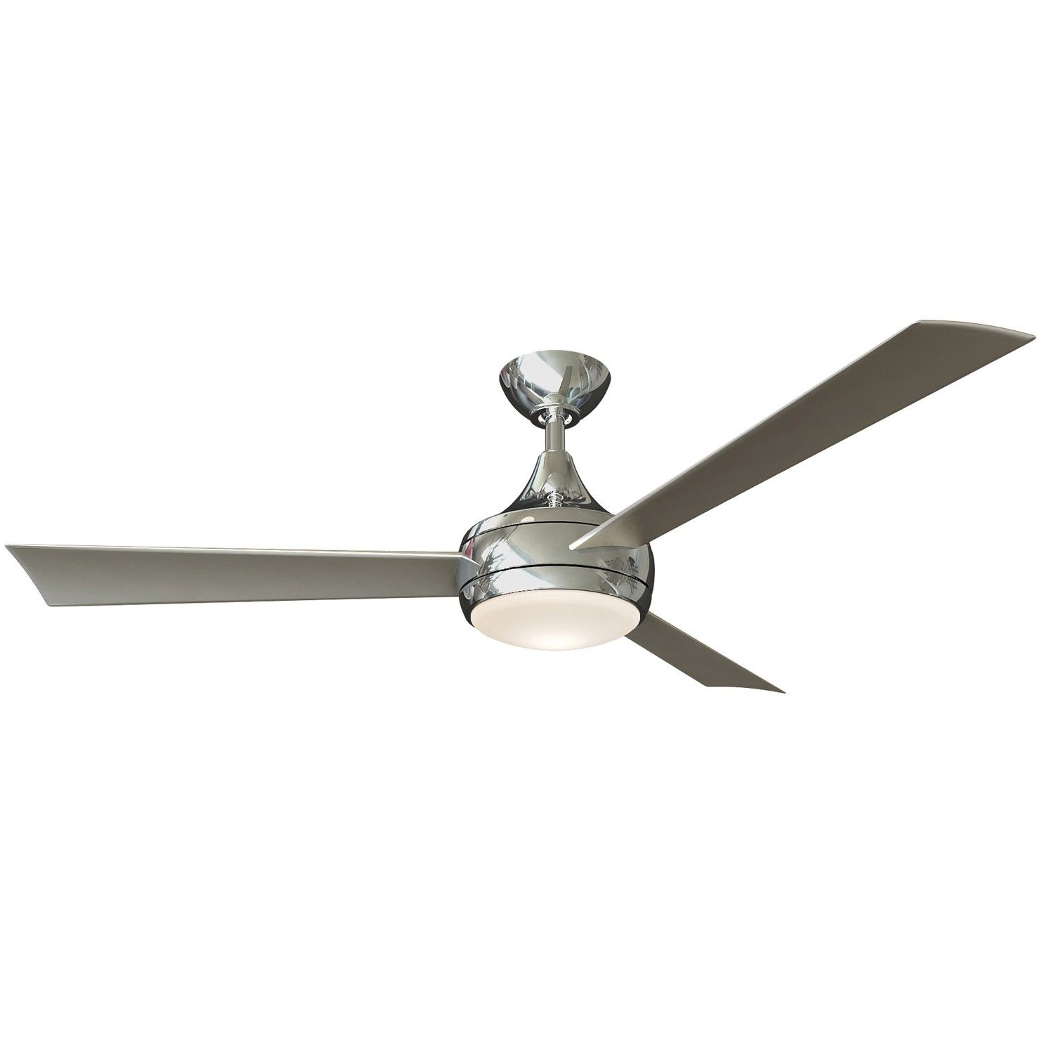 2018 Stainless Steel Outdoor Ceiling Fans With Light Intended For Friday Favorites: Top 10 Led Ceiling Fans (View 1 of 20)
