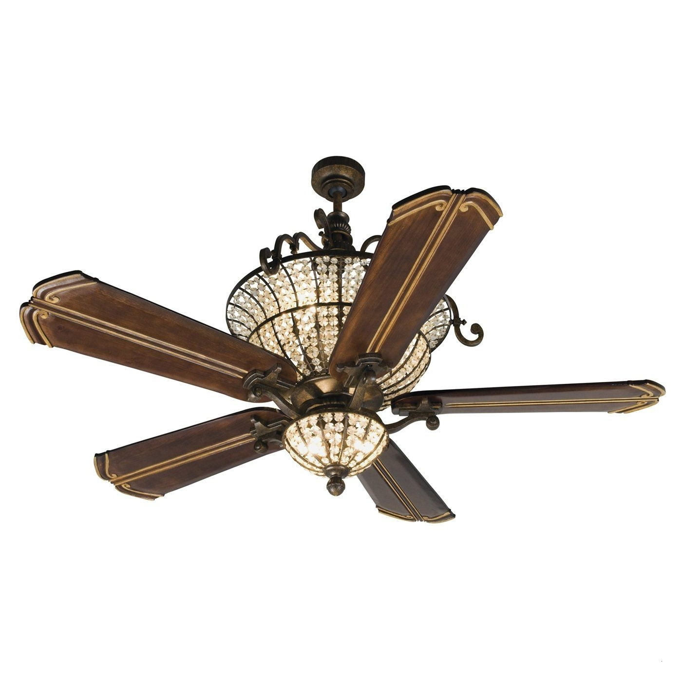 2019 Craftmade Outdoor Lighting Best Of Craftmade K 5 Light 56 In Cortana In Craftmade Outdoor Ceiling Fans Craftmade (Gallery 15 of 20)