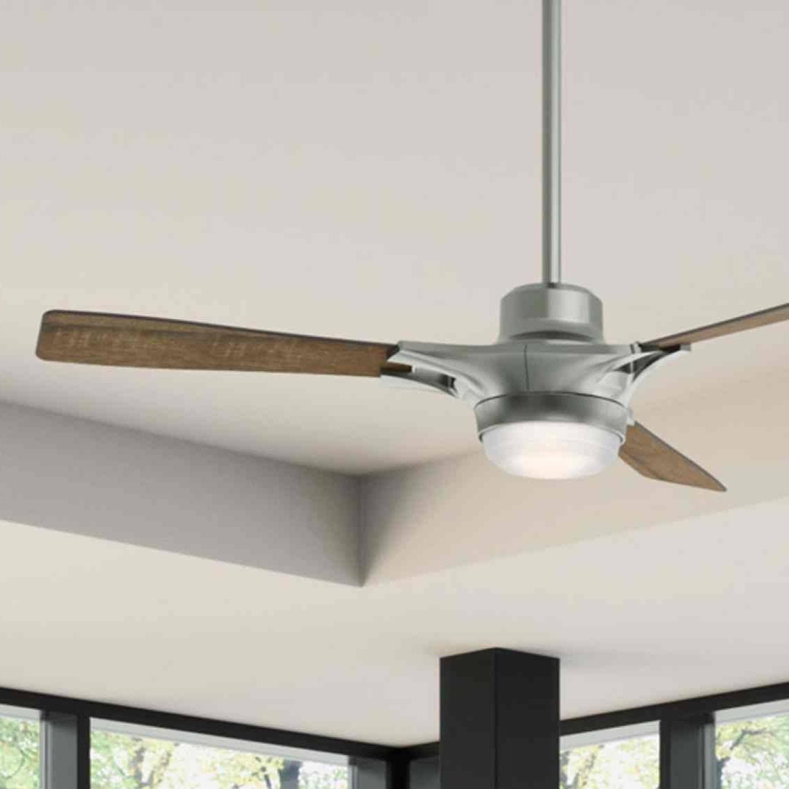 2019 Fan: Cooling Your Space Rooms With Farmhouse Ceiling Fan Regarding Joanna Gaines Outdoor Ceiling Fans (View 1 of 20)