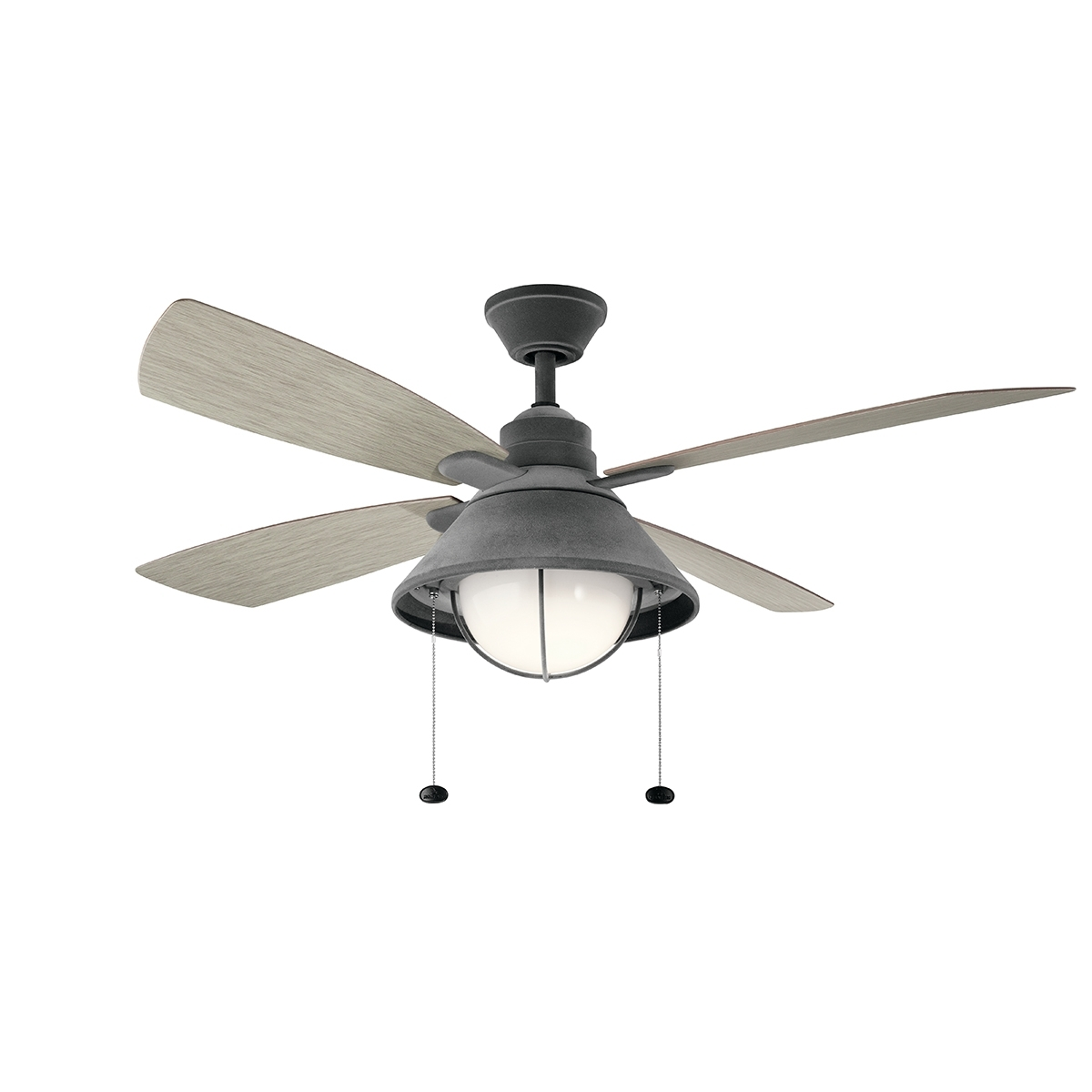 310181Wzc With Regard To Kichler Outdoor Ceiling Fans With Lights (Gallery 13 of 20)