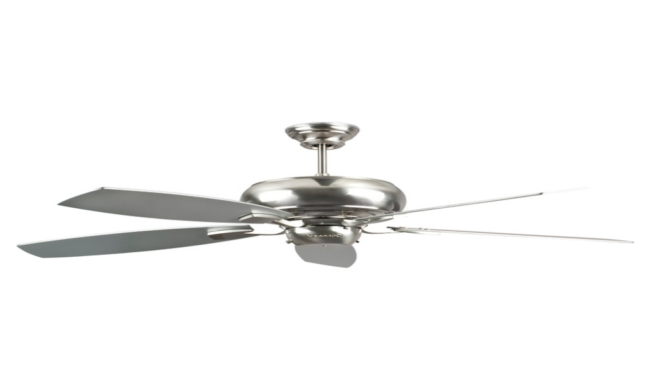 36 Inch Ceiling Fan With Light, Stainless Steel Ceiling, 36 Outdoor Throughout Fashionable 36 Inch Outdoor Ceiling Fans (View 2 of 20)