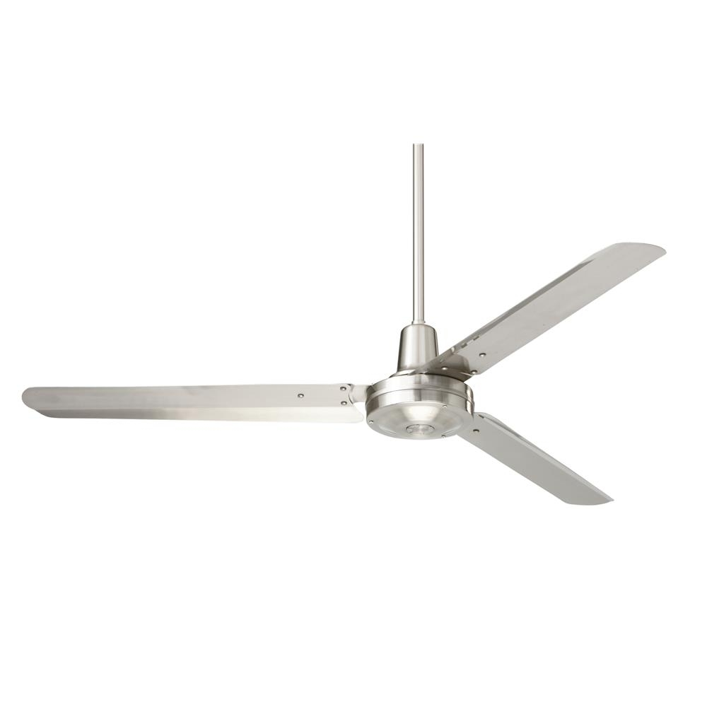 "48 Inch Outdoor Ceiling Fans With Light Pertaining To Most Recently Released Hf956Bs – Emerson Hf956Bs 56"" Heat Fan Pro Series Ceiling Fan In (View 2 of 20)"