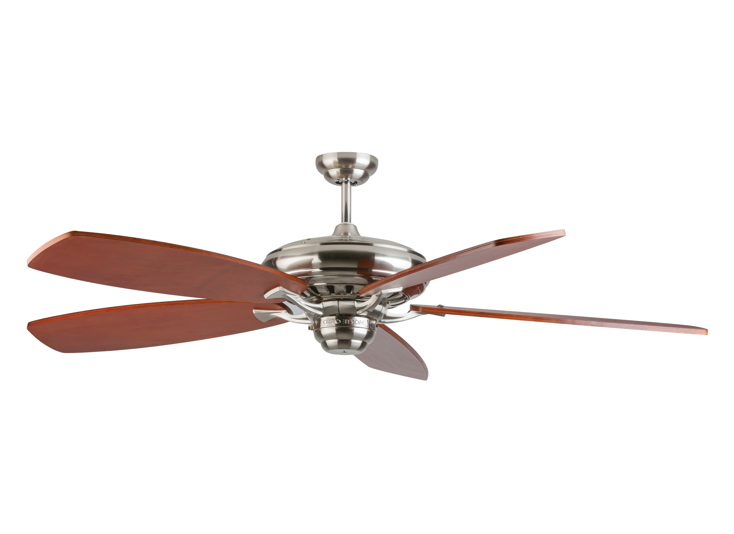 48 Outdoor Ceiling Fans With Light Kit Pertaining To Popular Ceiling Fanthe Monte Carlo Fan Company (View 2 of 20)