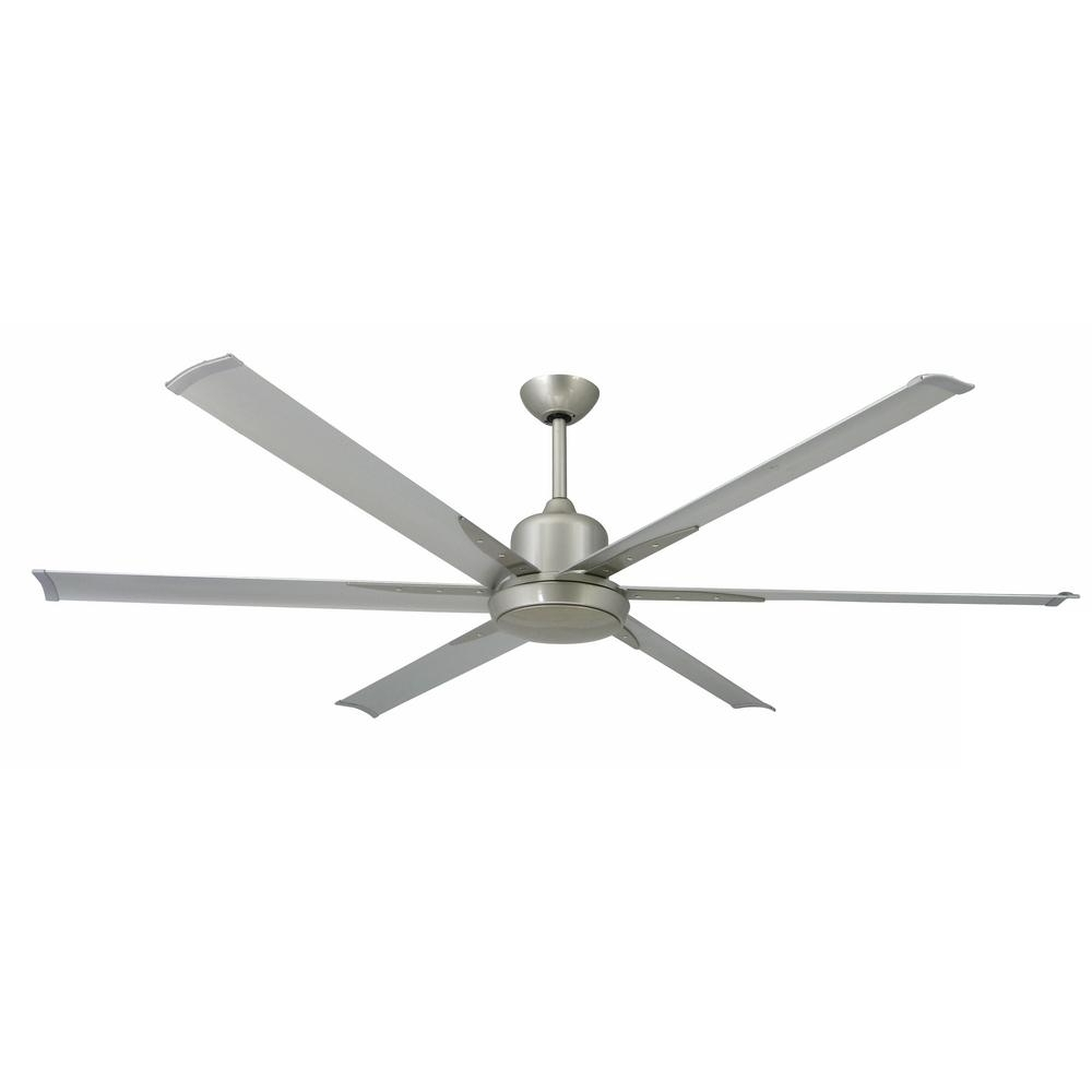 72 Inch Outdoor Ceiling Fans Inside Best And Newest Troposair Titan 72 In (View 2 of 20)