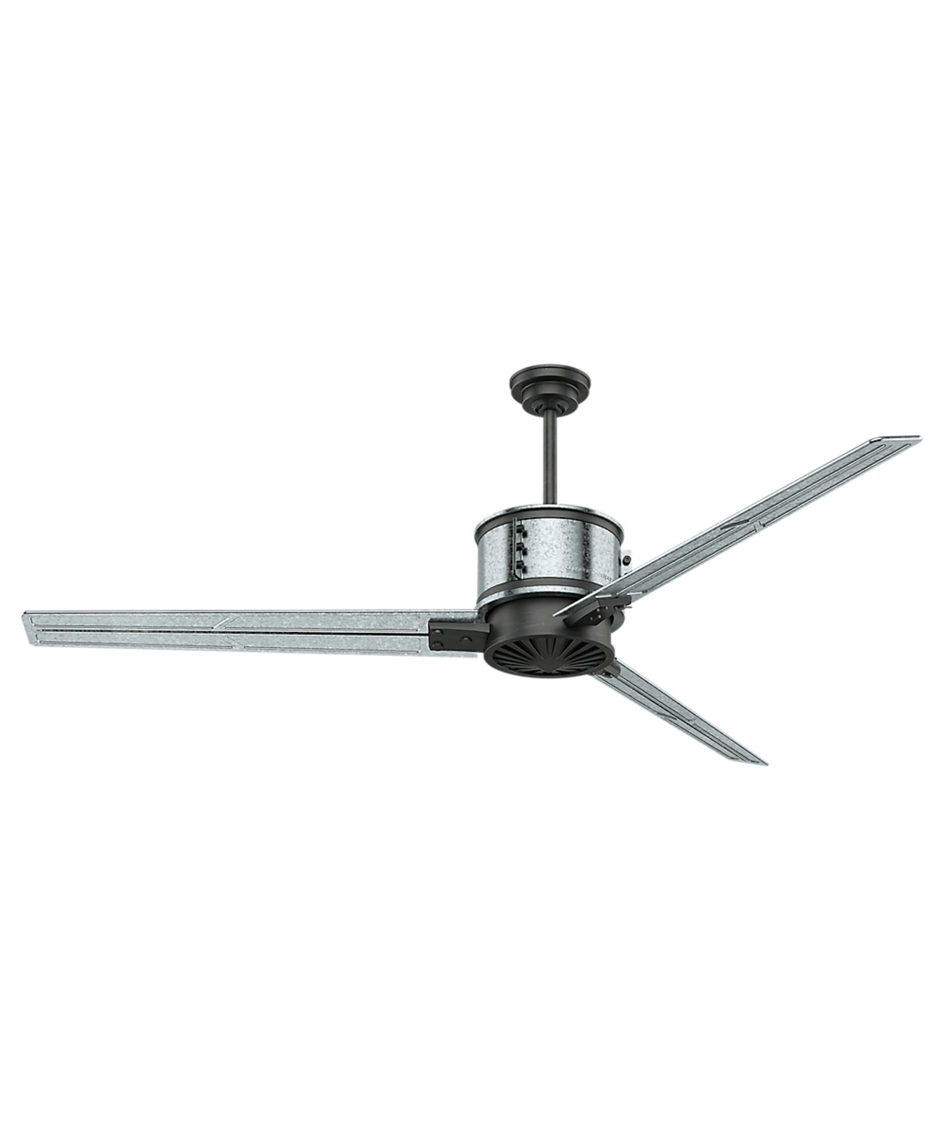 72 Inch Outdoor Ceiling Fans With Light With Regard To Well Known Casablanca 59193 Duluth 72 Inch 3 Blade Ceiling Fan (Gallery 17 of 20)