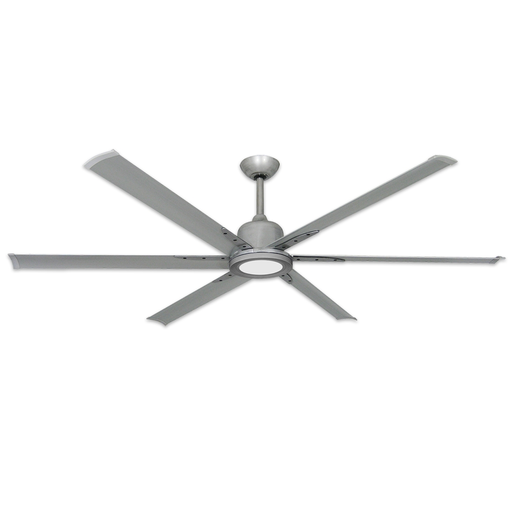 72 Inch Titan Ii Ceiling Fantroposair – Commercial Or With Regard To Widely Used 20 Inch Outdoor Ceiling Fans With Light (Gallery 20 of 20)