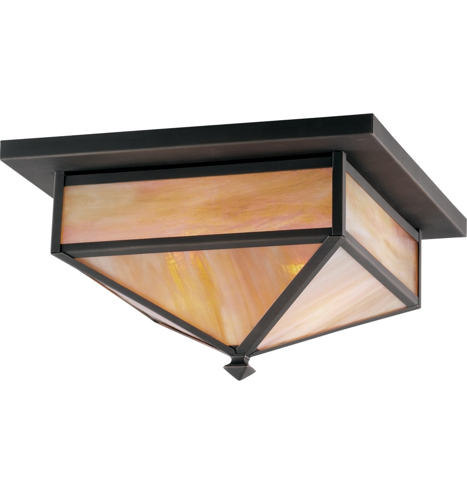 Adorable Yukon Large Mission Style Ceiling Light Big Ceiling Fan For Preferred Mission Style Outdoor Ceiling Fans With Lights (View 4 of 20)