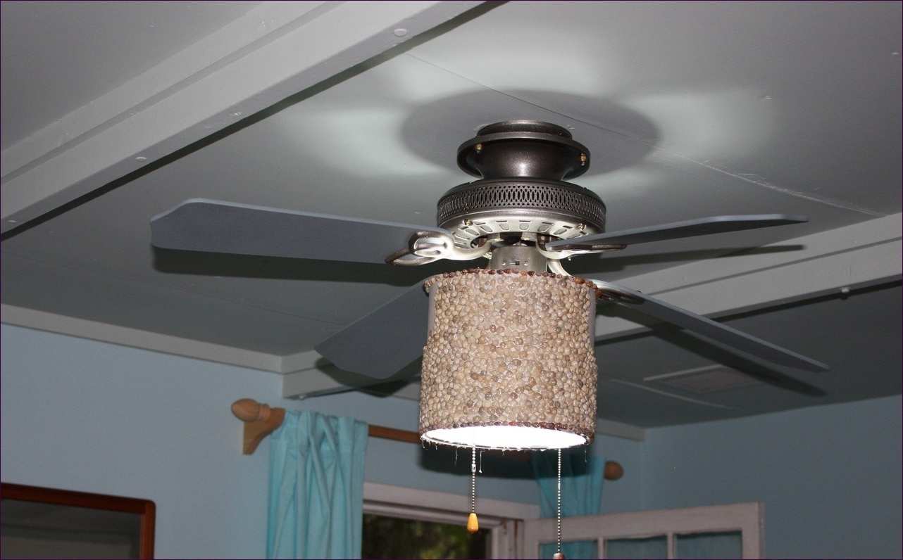 Attractive Image Ceiling Fan Light Shades Lowes Ceiling Fan Light Inside Well Liked Outdoor Ceiling Fans With Light Globes (Gallery 13 of 20)
