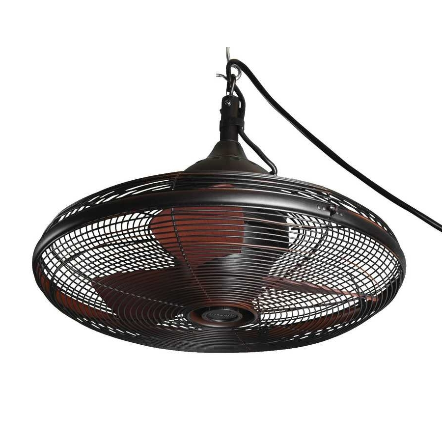 Best And Newest Mini Outdoor Ceiling Fans With Lights With Allen Roth Valdosta In Oil Collection With Beautiful Small Outdoor (Gallery 16 of 20)