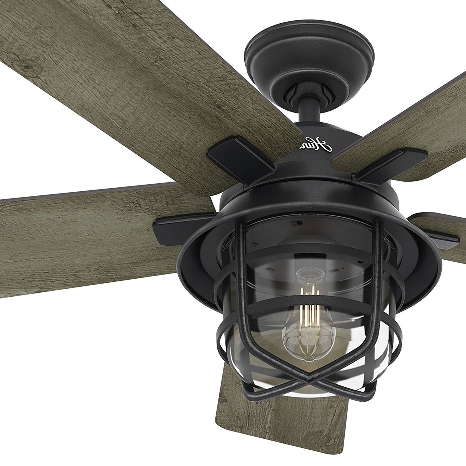 Best And Newest Outdoor Ceiling Fans With Lantern Light Intended For Guide To Choosing An Outdoor Ceiling Fan For Patios And Decks (Gallery 17 of 20)