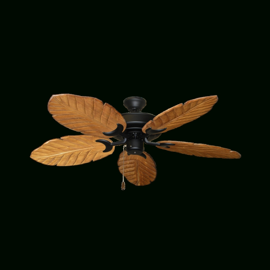 Best And Newest Quality Outdoor Ceiling Fans Throughout Outdoor Ceiling Fan, Gulf Coast Raindance (Gallery 10 of 20)