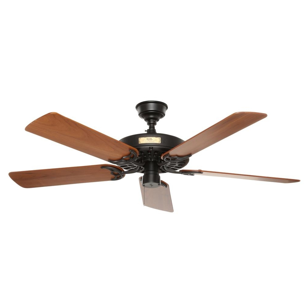 Big Air 96 In. Indoor/outdoor Oil Rubbed Bronze Industrial Ceiling Within Most Current High Volume Outdoor Ceiling Fans (Gallery 11 of 20)
