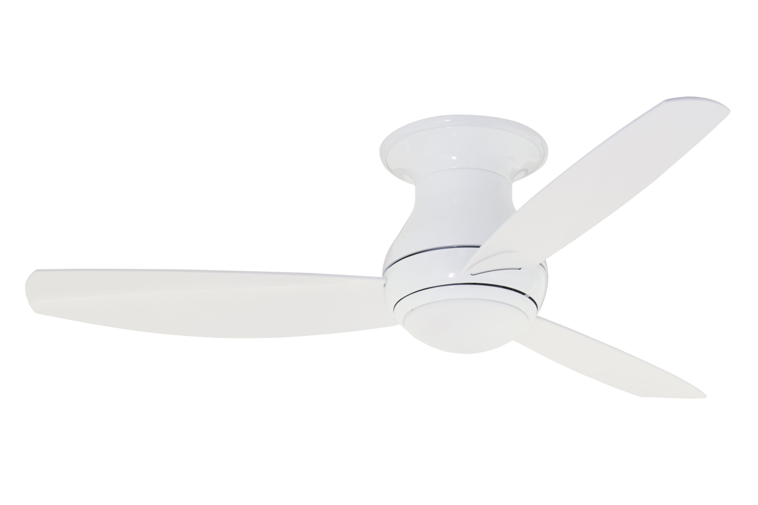 Buy Emerson Ceiling Fans Cf244Bs Curva Modern Indoor Outdoor Ceiling Intended For Recent Wet Rated Emerson Outdoor Ceiling Fans (Gallery 19 of 20)