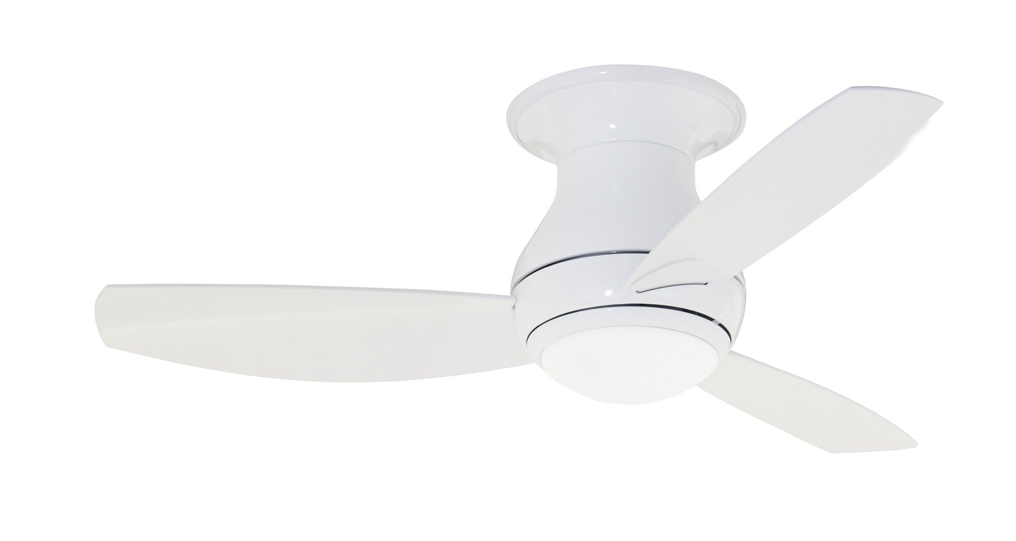 Buy Emerson Ceiling Fans Cf244bs Curva Modern Indoor Outdoor Ceiling With Current Wet Rated Emerson Outdoor Ceiling Fans (View 10 of 20)