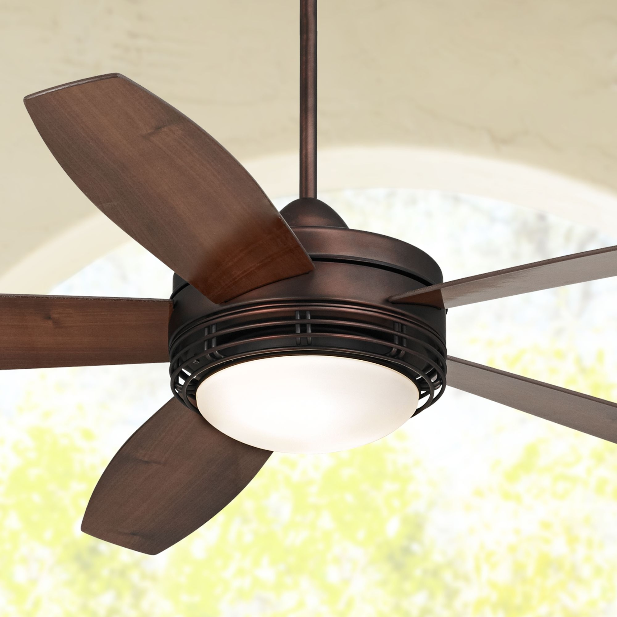 "Casa Vieja 60"" Casa Province™ Bronze Outdoor Ceiling Fan For Newest Casa Vieja Outdoor Ceiling Fans (View 6 of 20)"