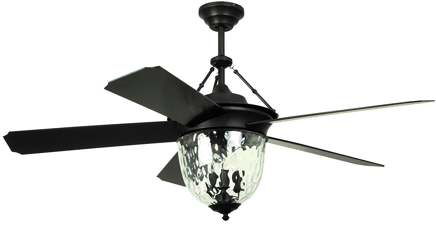 Ceiling Fan: Elegant Black Ceiling Fan With Remote Ideas Ceiling Throughout Most Recent Elegant Outdoor Ceiling Fans (View 17 of 20)