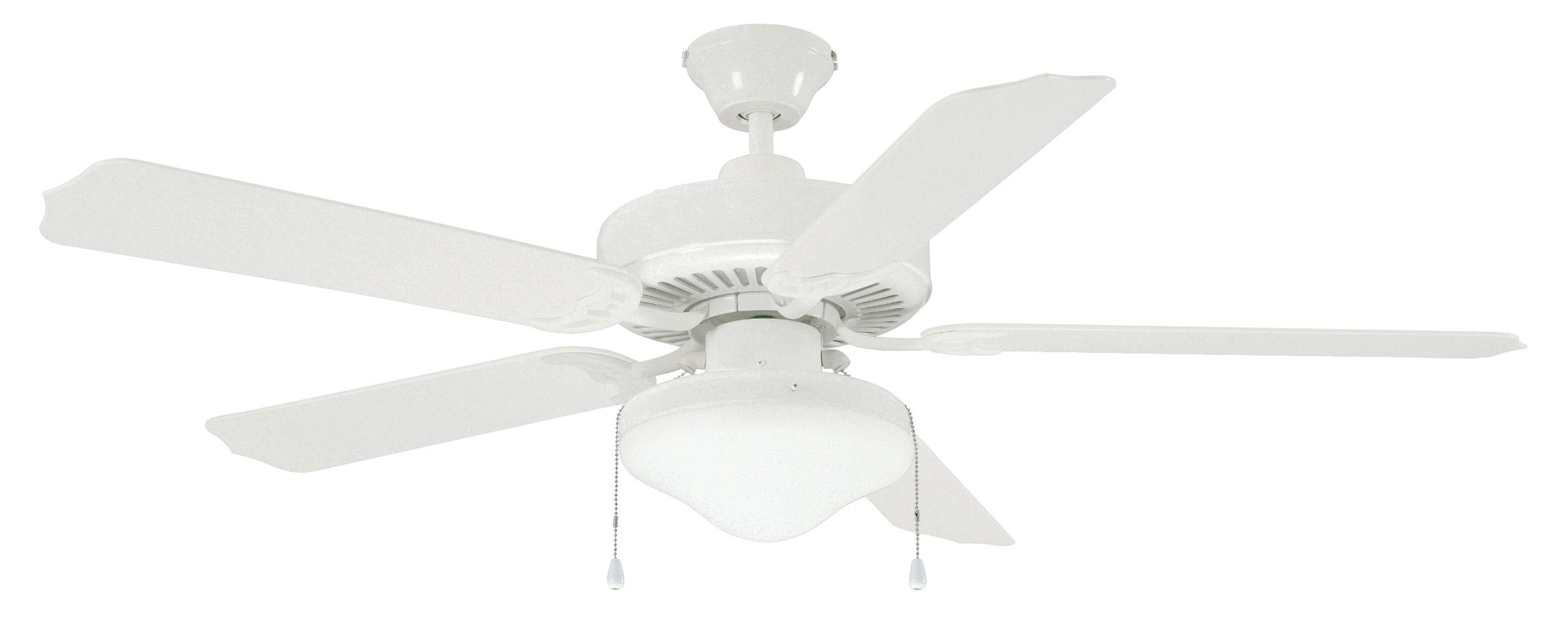 Ceiling Fans White Ceiling Fan With Light Cruise Outdoor Wet Rated Throughout 2018 White Outdoor Ceiling Fans (View 5 of 20)