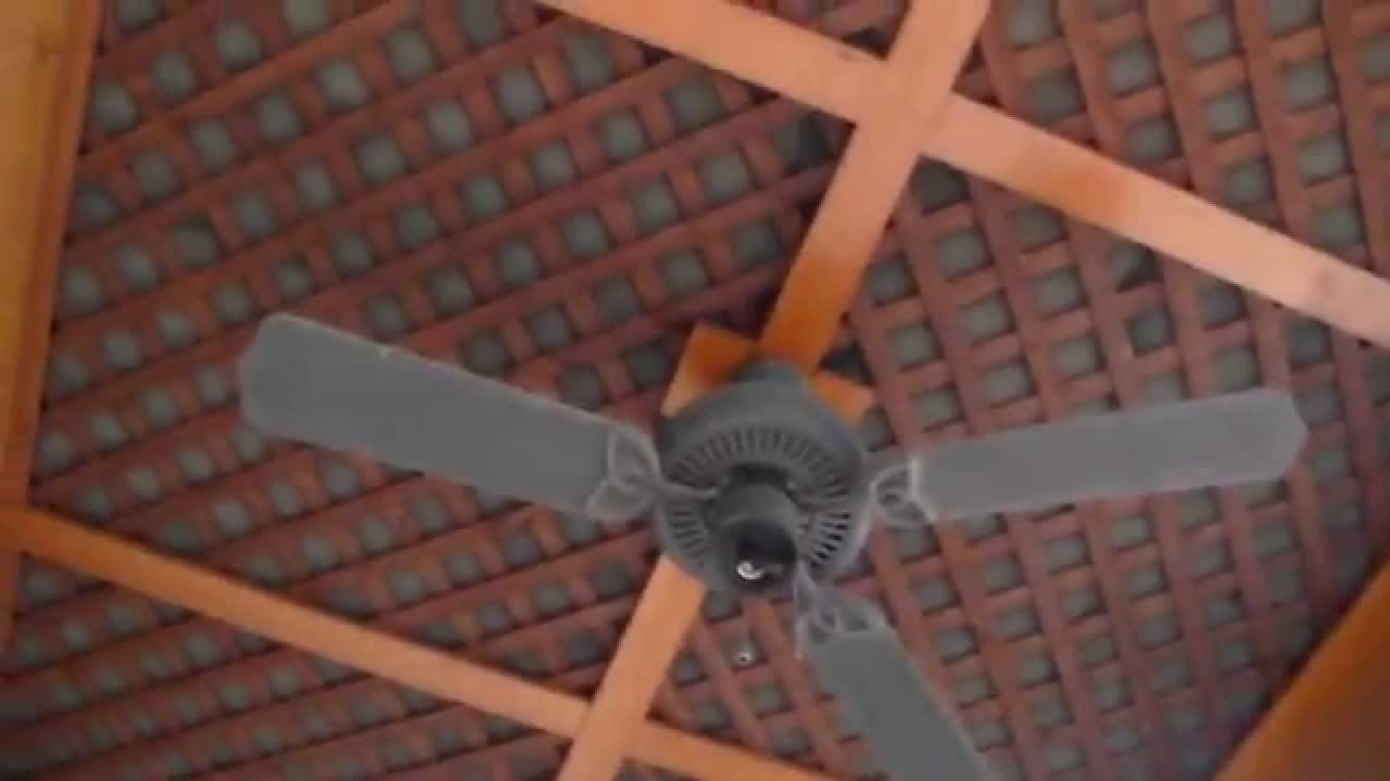 Craftmade Outdoor Ceiling Fans Craftmade For Most Recent Craftmade Outdoor Patio Ceiling Fans At Carraba's – Youtube (View 6 of 20)