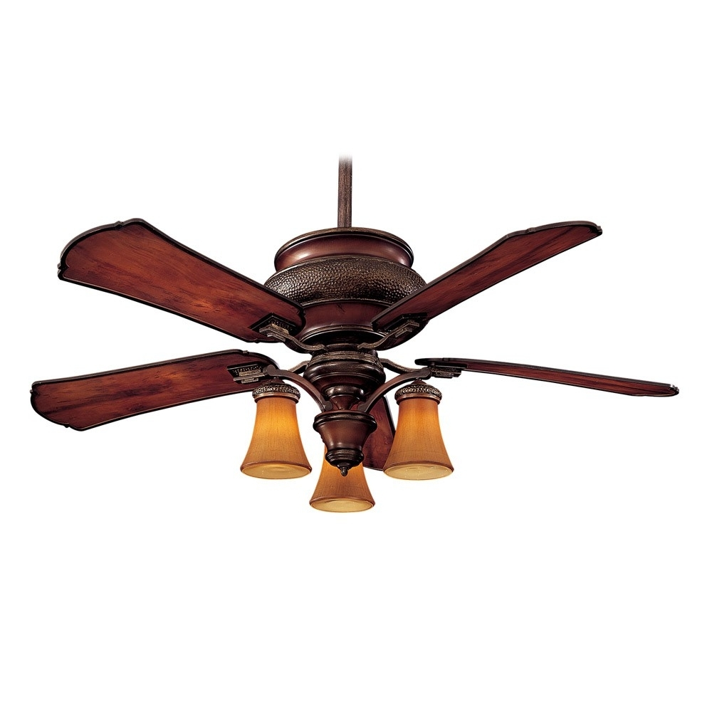 "Craftsman Outdoor Ceiling Fans Throughout Most Up To Date 52"" Craftsman Ceiling Fan F840 Cfminka Aire Fans (View 2 of 20)"