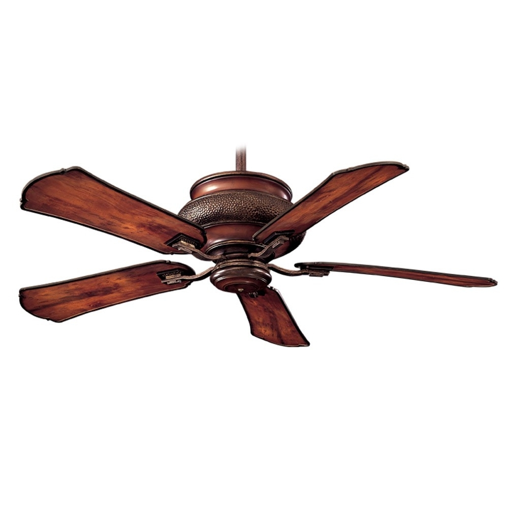 "Craftsman Outdoor Ceiling Fans Within Fashionable 52"" Craftsman Ceiling Fan F840 Cfminka Aire Fans (View 3 of 20)"