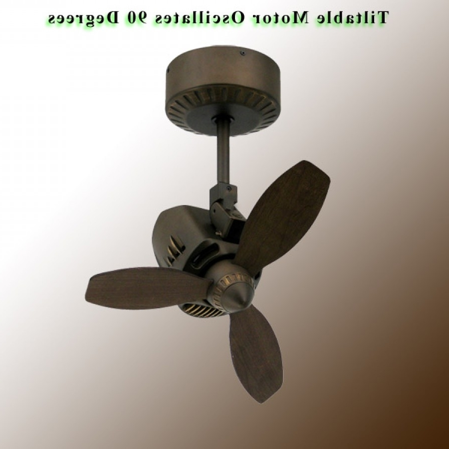 Current Outdoor Ceiling Mount Oscillating Fans Intended For Oscillating Ceiling Fan, Mustangtroposair – Oil Rubbed Bronze (View 3 of 20)