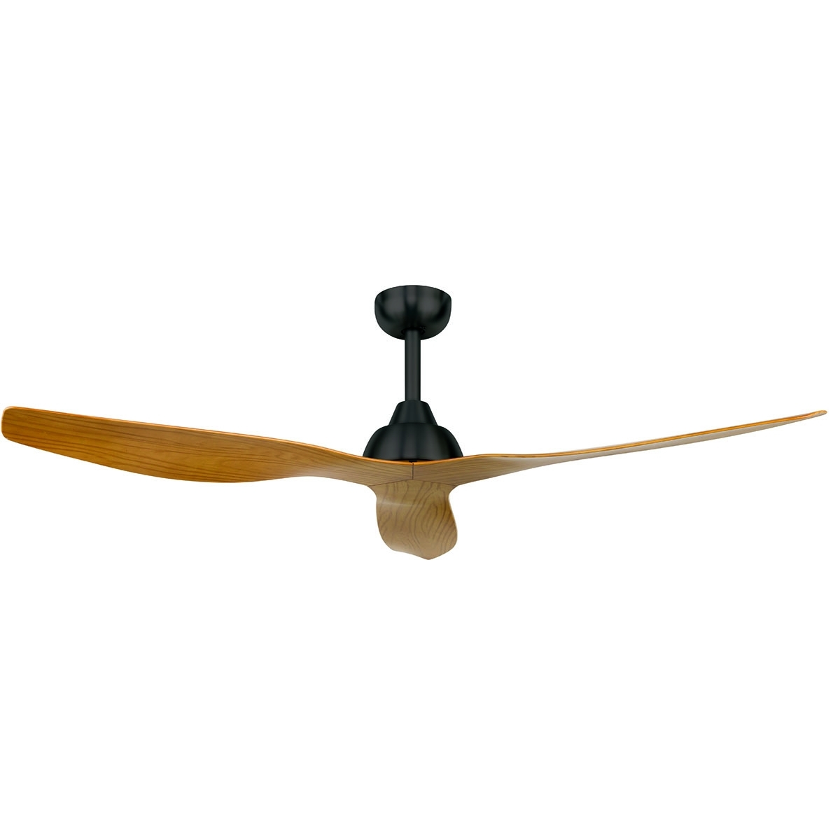 "Current Vector 52"" Ceiling Fan With Ezy Fit Blades – Brilliant Lighting In Outdoor Ceiling Fans For High Wind Areas (View 3 of 20)"