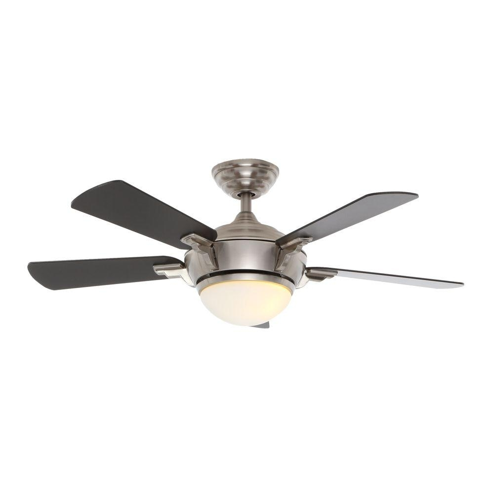 Decor: Stylish Hampton Bay Ceiling Fans For Home Decor With Popular Hampton Bay Outdoor Ceiling Fans With Lights (Gallery 14 of 20)
