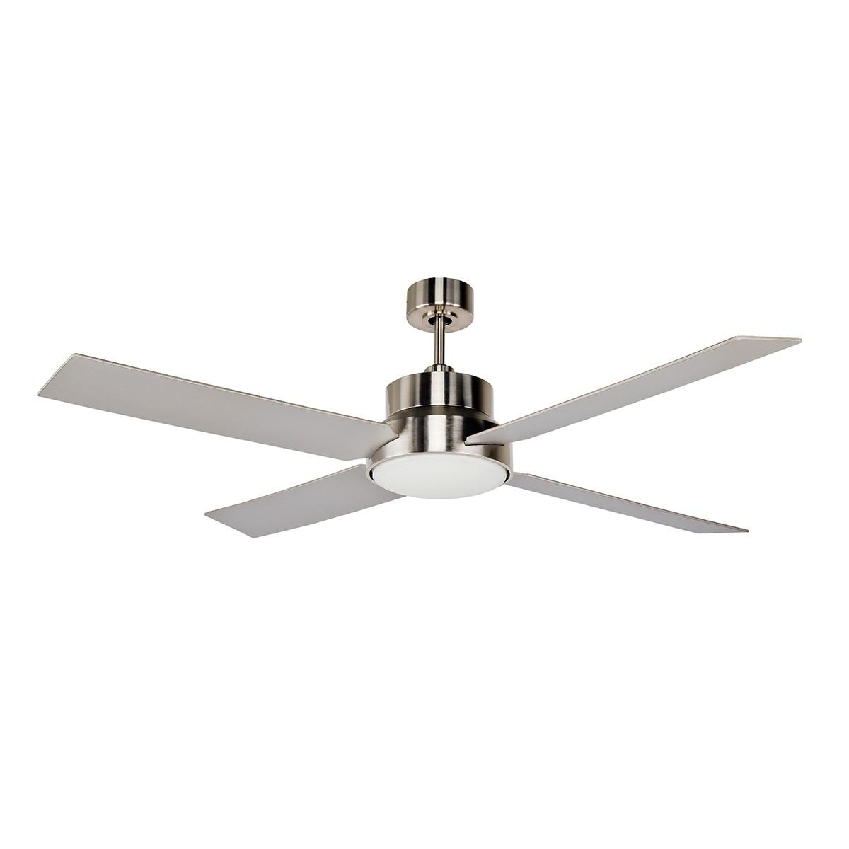 Dialogue Outdoor Ceiling Fan :: Stori Modern Regarding Most Recent Nickel Outdoor Ceiling Fans (View 18 of 20)