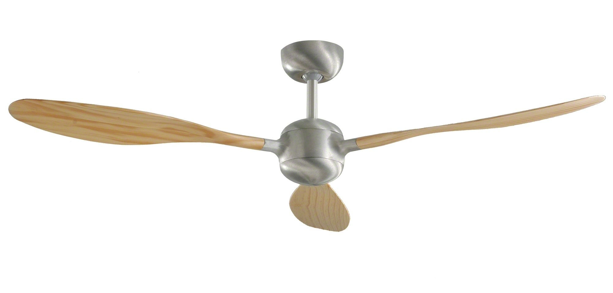 Famous Bamboo Outdoor Ceiling Fans Pertaining To Lucci Woody Outdoor Dc Low Energy Ceiling Fan – New 2016! (Gallery 17 of 20)